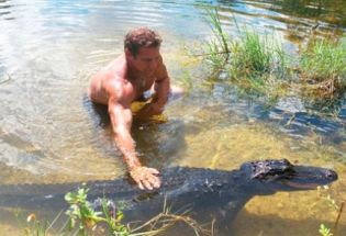 Meet Florida's Best Alligator Whisperer
