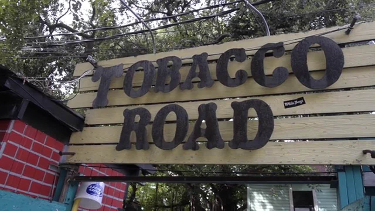 End of the Road for Miami's Oldest Bar, Tobacco Road