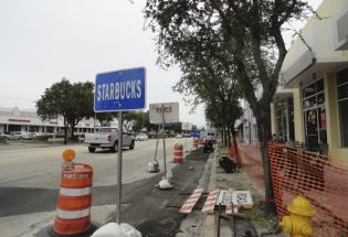 Alton Road Construction Now Completed