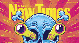The Best <i>Miami New Times</i> Covers of 2014