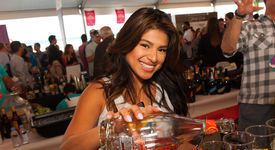 South Beach Wine & Food Festival 2015 Grand Tasting Village