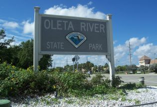 Wastewater Poured Into Oleta Park