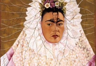 Kahlo and Rivera at NSU Art Museum
