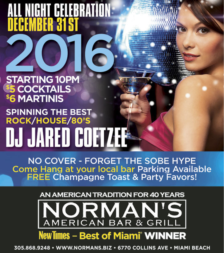 Norman's American Bar & Grill