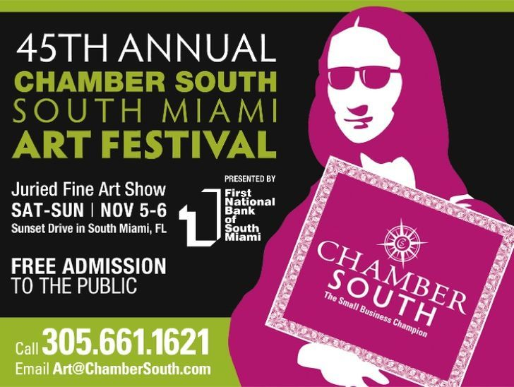 Chamber South Miami Art Festival
