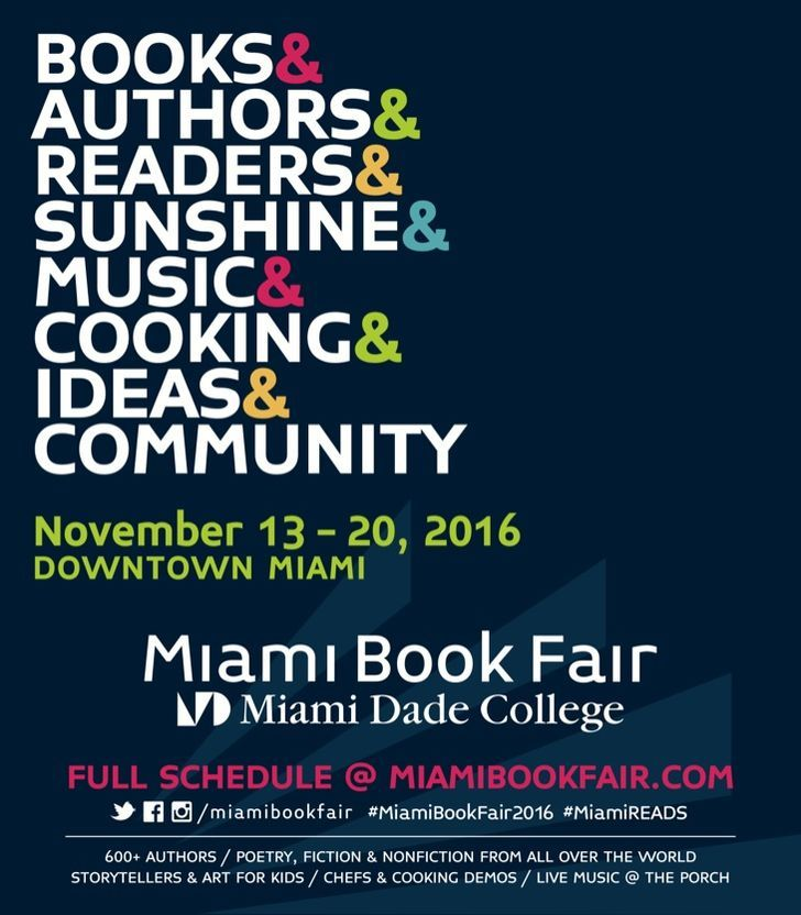 Miami International Book Fair