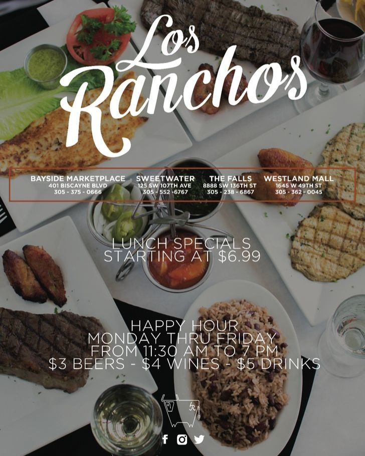 Los Ranchos Steakhouse