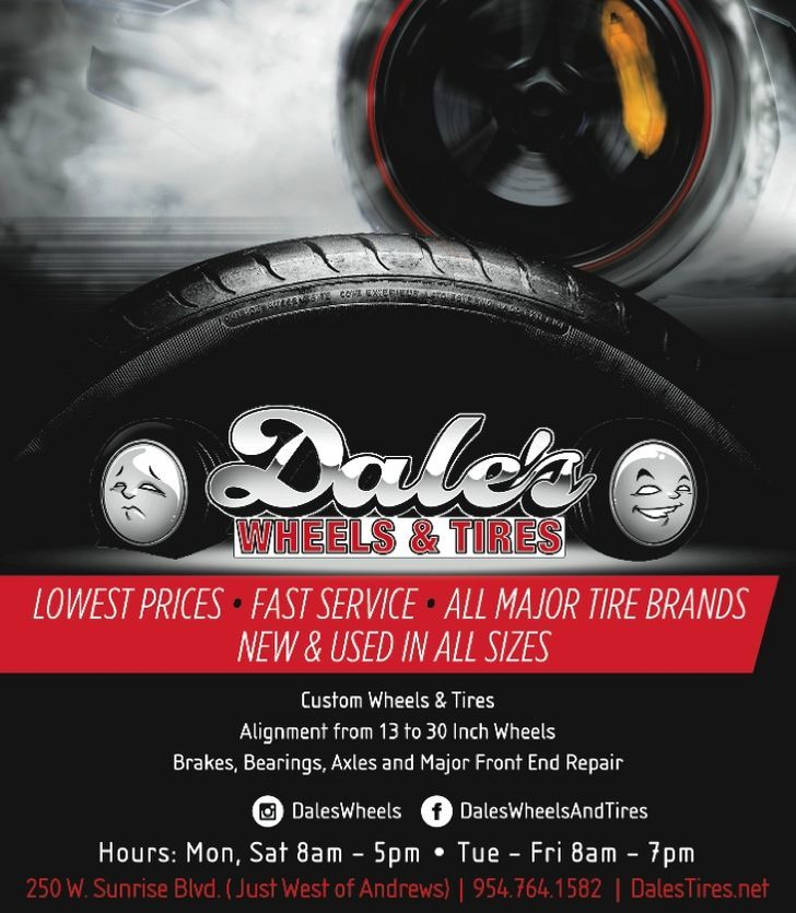 Dale's Tires