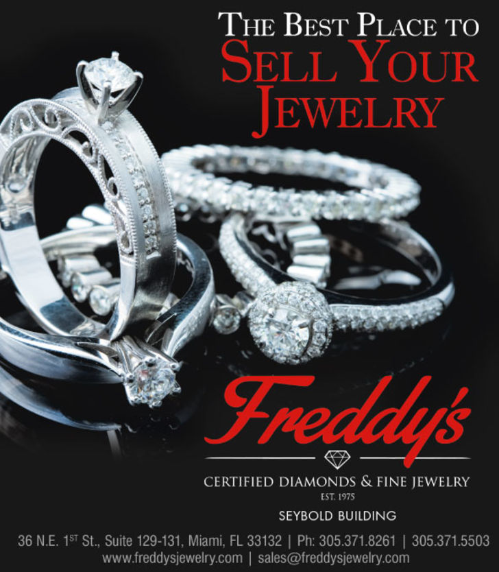 Freddy's Diamond Store
