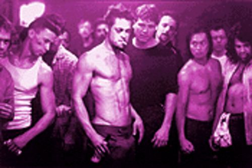 Fight Club will make you cry uncle