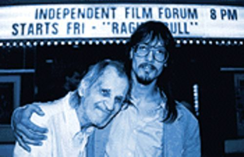 Clips from the no-budget, back-yard slasher filmmaker Mark Borchardt