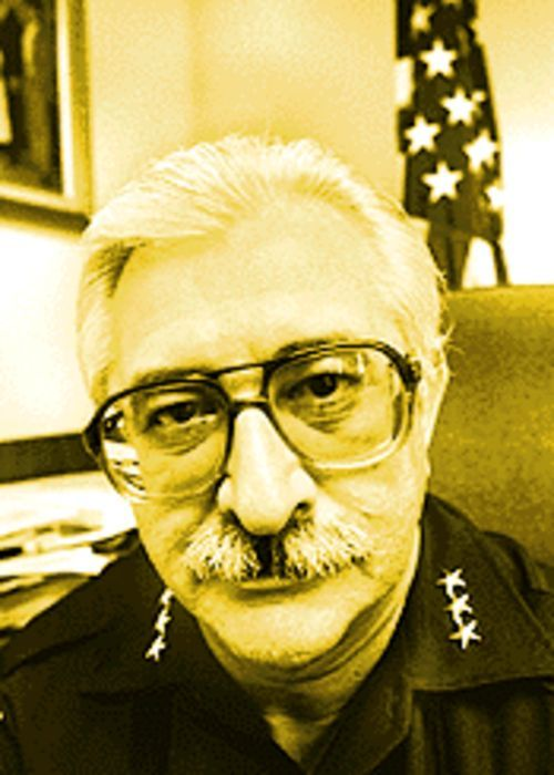 Clueless: Police Chief Rolando Bolaños, Sr., had absolutely no idea