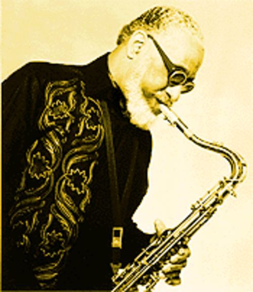 He may be a little gray around the edges, but jazz titan Sonny Rollins is as fiery as ever