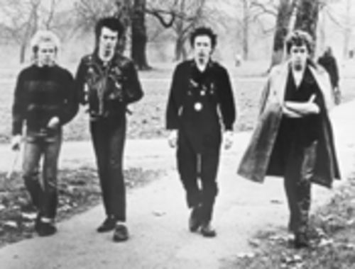 Julien Temple and the Sex Pistols set their record straight