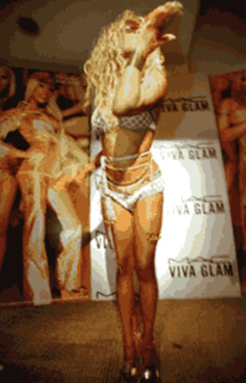 Postfeminists, eat your heart out: Lil' Kim lays down the rules of divadom