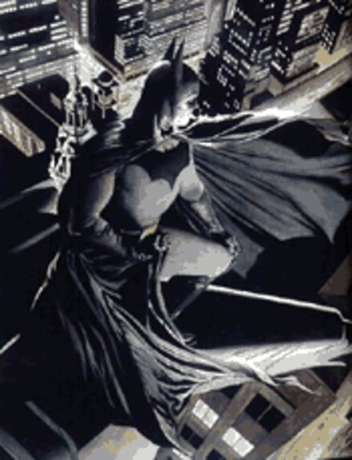 A scene from Batman: War on Crime