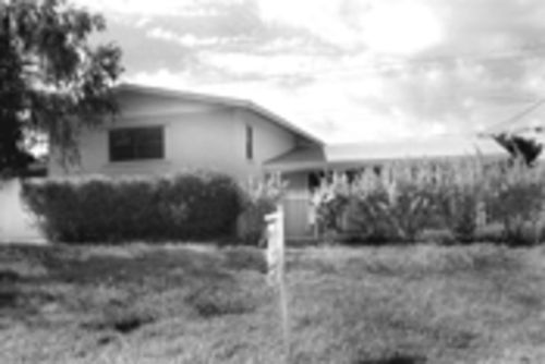 Regina bought this North Miami Beach house and allowed Bridget to live in it rent-free