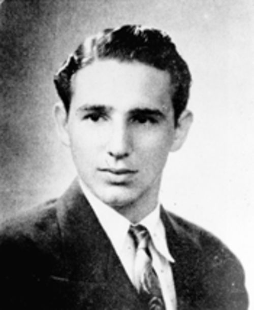 Fidel: A portrait of the dictator as a young man, 1945