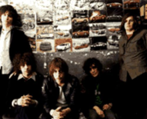 Unlikely heirs: The Strokes say they're not interested in cultivating street cred