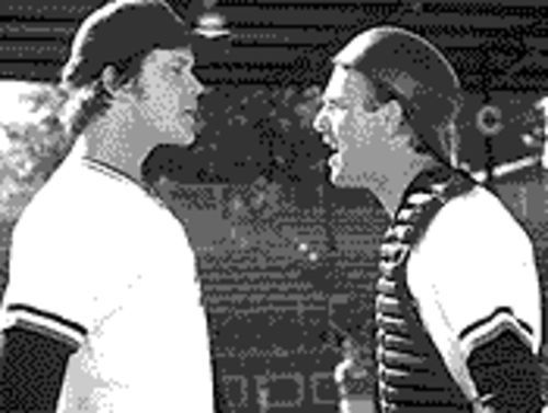 Bull Durham almost didn't get made 14 years ago. Today, it would likely linger in Ron Shelton's desk as an unmade script.