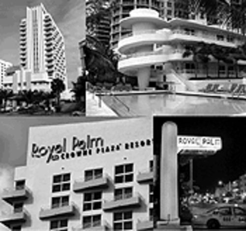Peebles opened the Royal Palm Crowne Plaza Resort in 2002, after years of haggllng with the city over lease terms and millions in extra costs