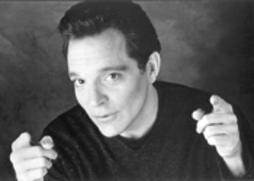 Laughing is the point when funny guy Richard Jeni  comes to town
