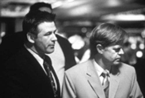 Everymen: Alec Baldwin and William H. Macy