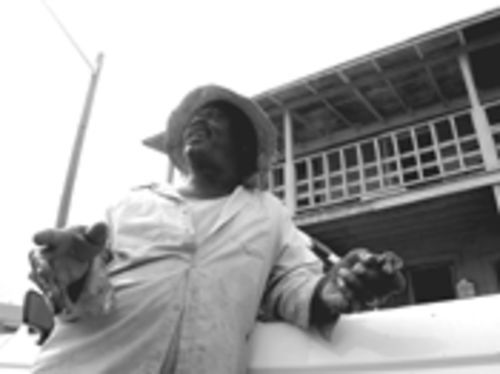 Lamont Oliver escaped the sugar fields, which he says broke many of the imported laborers