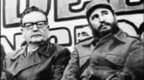 "Allende with Castro: Nixon's fears of a ""Santiago-Havana axis"" were far from hysterical"