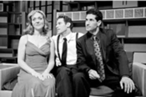 Rachel Jones, Jason Schuchman, and Benim Foster