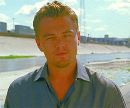 DiCaprio: This problem is titanic!