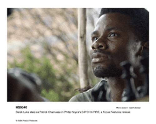 Derek Luke as Patrick Chamusso