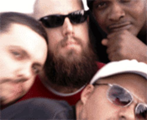 Clockwise from left: Wrekonize, Plex, J-Shin, and Bernbiz