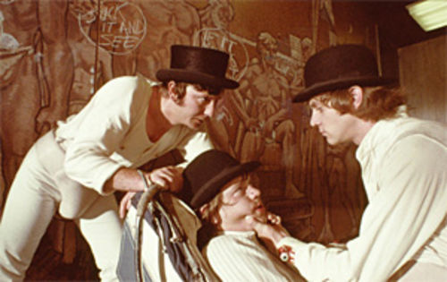 A Clockwork Orange's ultraviolence gets a welcome makeover