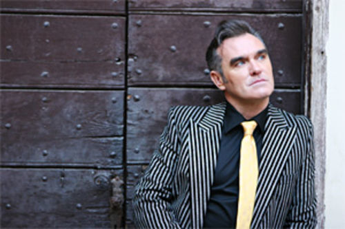 Morrissey: The famous international playboy returns