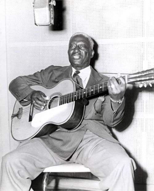 Leadbelly: Beating Radiohead in the free music game since 1921.
