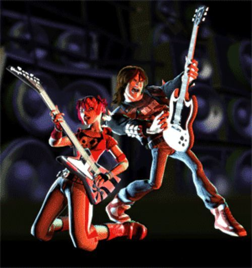 Guitar Hero II: The most fun you can have with a  miniature plastic guitar