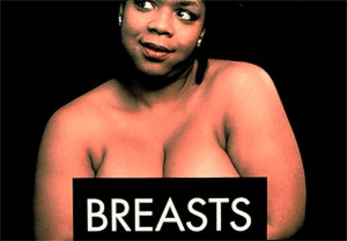 Breasts: Feminine insight, writ large