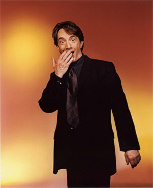 Martin Short surprises even himself.