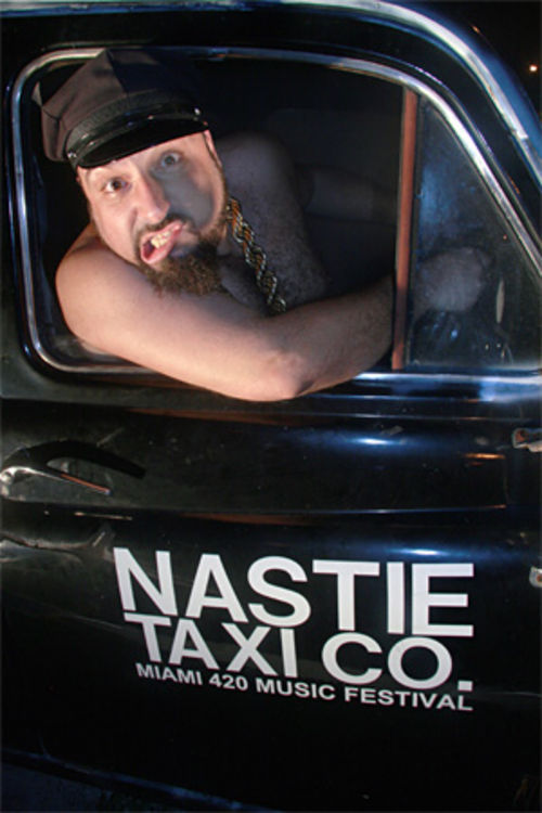 Nastie: Wanna ride to the 420 Fest?