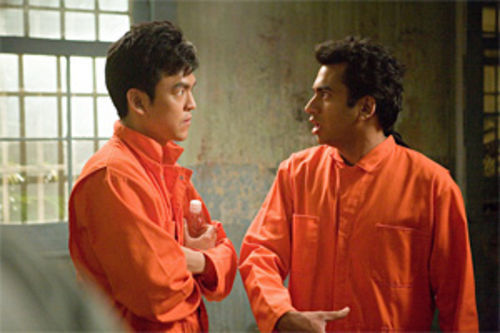 John Cho and Kal Penn: Everybody must get stoned.