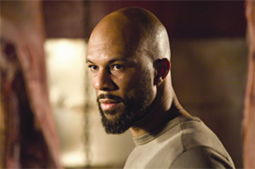 Will Common be one of the rare rappers to successfully make the acting switch?