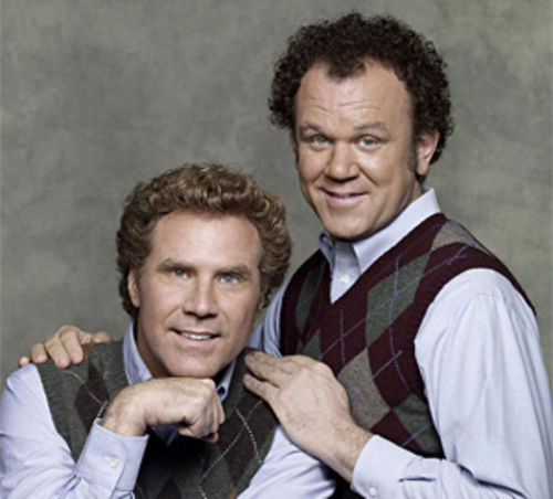 "Will Ferrell and John C. Reilly: Say, ""Cheesy!"""