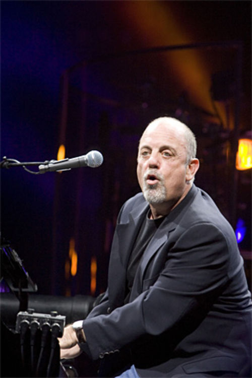 Billy Joel plays his first two of six dates at the Hard Rock.