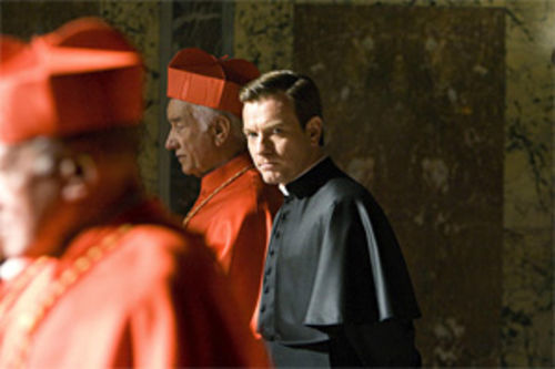 Ewan McGregor in Angels & Demons