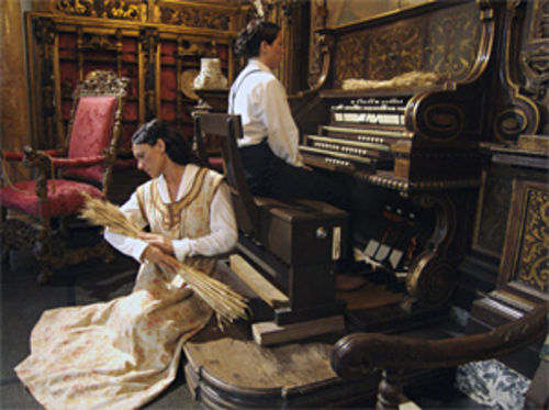 Catherine Sullivan's Organ Room