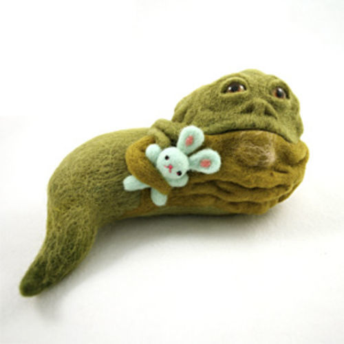Jabba: The Early Years, by Kit Lane of Wheaton, Minnesota.
