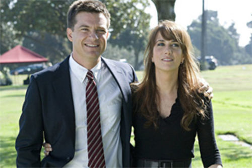 Jason Bateman and Kristen Wiig