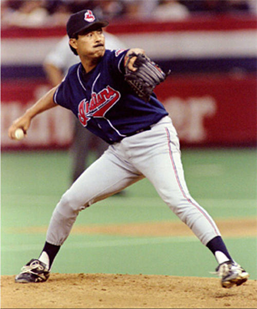 Dennis Martinez, the greatest Nicaraguan pitcher of all time.