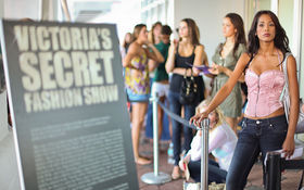 Thumbnail for Victoria's Secret Model Search at Gansevoort South Hotel